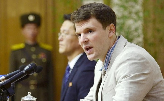 North Korea Sued For ''Killing'' Former Detainee Otto Warmbier