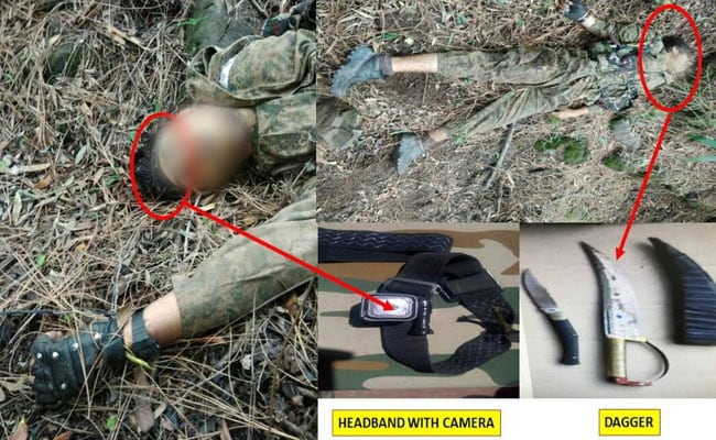 Exclusive: Army Recovers Footage From Camera Pak Commando Was Carrying