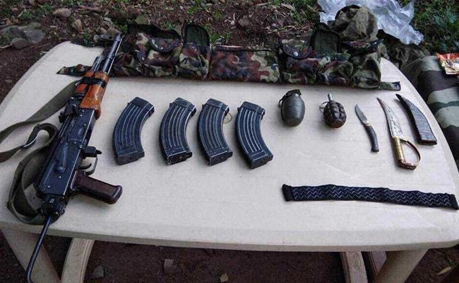 Pak Beheading Squad Intercepted Yesterday Were Army Commandos