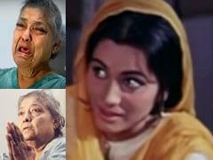 आखिरी वक्त तक बेटे का इंतजार करती रहीं 'पाकीजा' की अभिनेत्री, वृद्धाश्रम में तोड़ा दम
