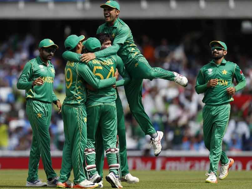 Highlights, India vs Pakistan, ICC Champions Trophy Final: Pakistan Upset India By 180 Runs To Clinch Title