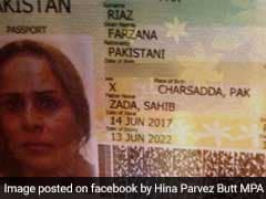 Pakistan Issues Its First Transgender Passport