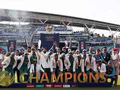 Pakistan Stun India In Final To Claim Maiden Champions Trophy Crown