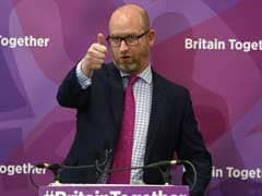 Paul Nuttall Quits As UK Independence Party Leader After British Election