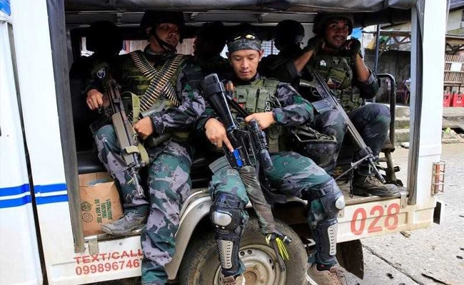 Terrorists Enter Primary School In Philippine, Take Hostages: Army