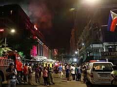 At Least 34 Bodies Found At Manila Casino Resort: Reports