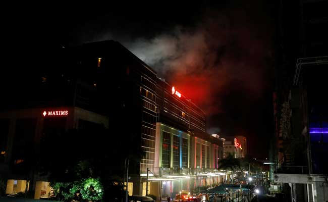 Philippines Casino Attack: 34 Bodies Found After Man Opens Fire, Steals Chips, Kills Self