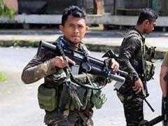 US Forces Assist Philippines In Battle To End Marawi City Siege