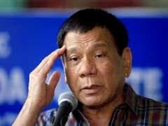 Philippines' Duterte Vows To Not Come To The US: 'I've Seen America, And It's Lousy'