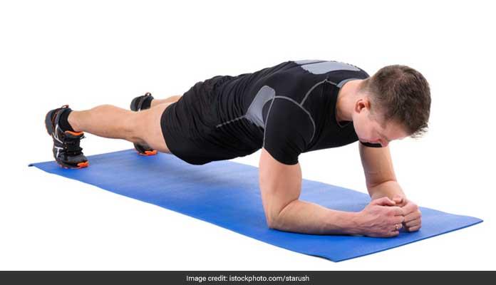 plank pose yoga asanas