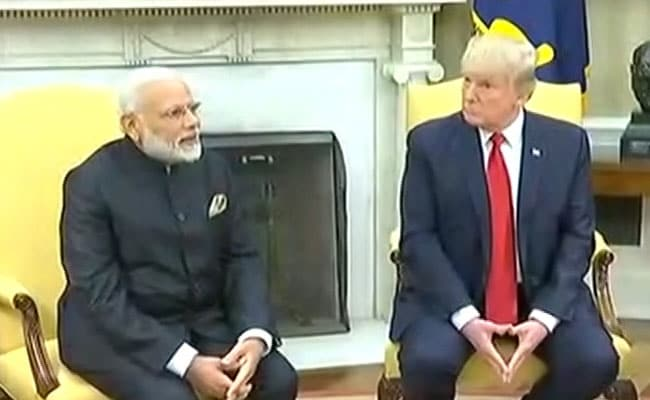 pm modi at white house 650