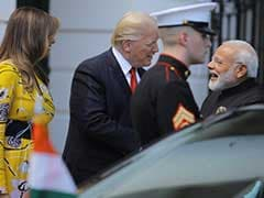 PM Modi, Donald Trump Hold One-On-One Meeting At White House