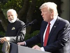 Will Meet Prime Ministers Of India And Pakistan Soon: Donald Trump
