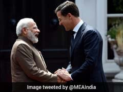 Dutch PM Tweets PM Modi In Hindi, Leaves The Internet Confused