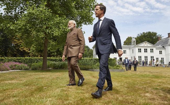 India, Netherlands Condemn Double Standards In Combating Terror