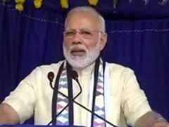 Narendra Modi In Gujarat Highlights: Last PM To Visit Rajkot Was Morarji Desai, 40 Years Ago