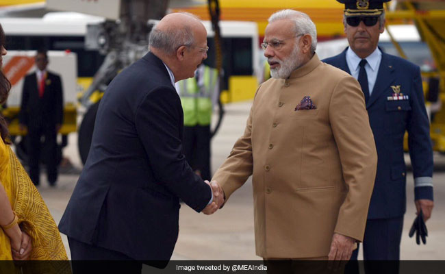 PM Narendra Modi Arrives In Portugal On First Leg Of 3 Nation Visit