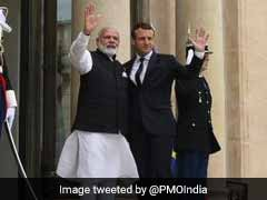 PM Narendra Modi Tells French President Emmanuel Macron India Will 'Go Beyond' Paris Climate Accord