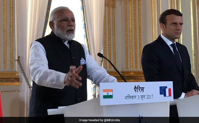 French President's India Visit Will Not Be 'Business As Usual': Sources