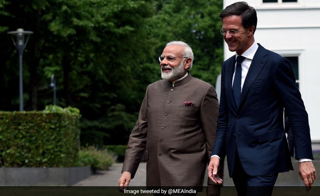 India A Land Of Opportunities, PM Narendra Modi Tells Dutch Firms