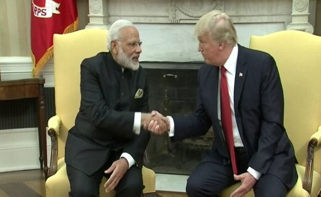 PM Narendra Modi, Donald Trump Agree To Enhance Peace Across Indo-Pacific Region