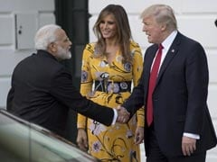Lincoln Stamp, Silver Bracelet... What PM Modi Gifted The Trumps