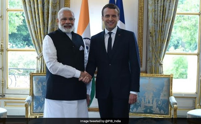 France's President Emmanuel Macron To Visit India For Solar Summit
