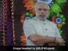PM Narendra Modi Holds Big Rajkot Road Show As BJP Accelerates Gujarat Campaign