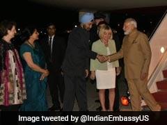 पीएम नरेंद्र मोदी पहुंचे अमेरिका, राष्ट्रपति डोनाल्ड ट्रंप ने कहा 'सच्चा मित्र' : 10 खास बातें