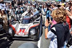 Porsche Takes A Third Consecutive Win At 24 Hours Of Le Mans 2017