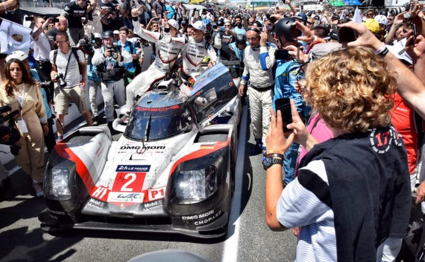 Toyota settle in as Le Mans leaders