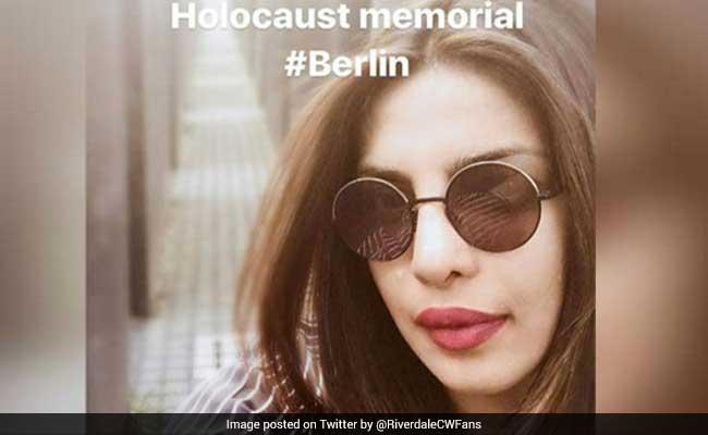 priyanka berlin selfie 650