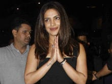 Priyanka Chopra Returns, Welcomed By Mumbai Rain