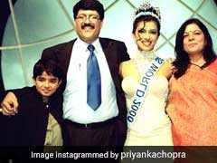 पिता की पुण्यतिथि पर इमोशनल हुईं प्रियंका चोपड़ा, साझा की बचपन की तस्वीरें