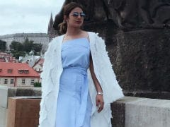 Priyanka Chopra Is Making Prague Look So Gorgeous. See Pics