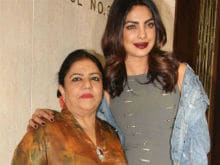 Priyanka Chopra's Mother Gives Fiery Reply When Asked About Actress' Photo With PM