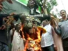 Momos Kill: Jammu Wakes Up To A First -- Burning Of A Food Effigy