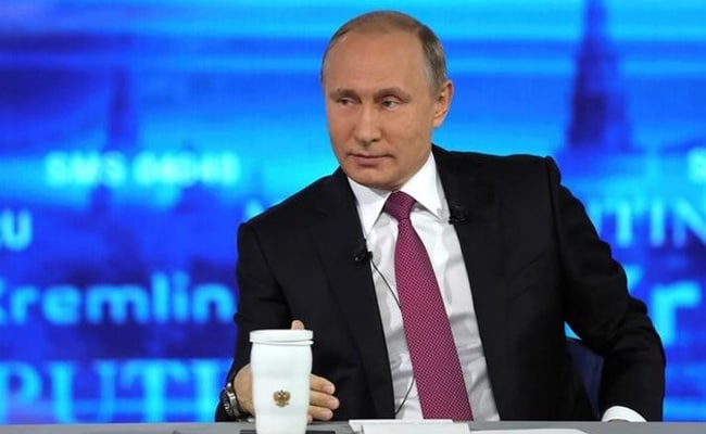 Russian President Vladimir Putin Appeals For Privacy For His Family