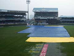 Highlights, India (IND) vs (WI) West Indies: Match Called Off Due To Rain