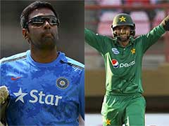 ICC Champions Trophy 2017, Ind Vs Pak, Face-Off: Ravichandran Ashwin And Shoaib Malik
