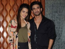 Why Sushant Singh Rajput And Kriti Sanon Are Such Good 'Friends'