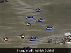 Rafting Vanishes From Rishikesh As Monsoon Descends