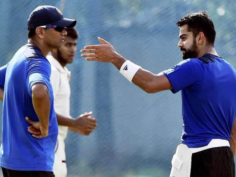 Champions Trophy: Virat Kohli Has To Stick To What's Worked For Him, Says Rahul Dravid