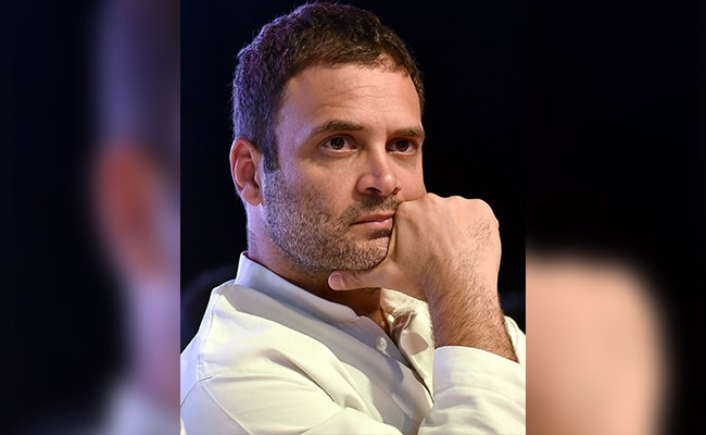 Government Rebuts Rahul Gandhi's Jibes Over 'Disability Tax'