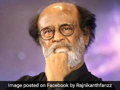 Rajinikanth Leaves For US For Health Checkup
