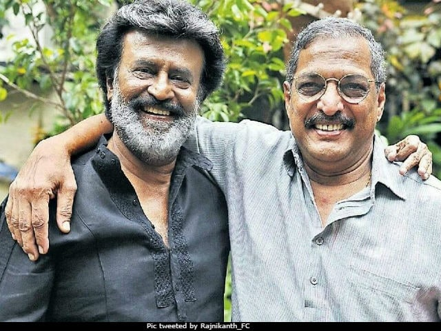 The Pic Of Rajinikanth And Nana Patekar That's Gone Viral