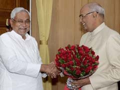 Nitish Kumar And Lalu Yadav Divided Over BJP Choice For President: Sources
