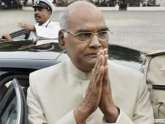 NDA Presidential Nominee Ram Nath Kovind To Visit Jammu And Kashmir Tomorrow