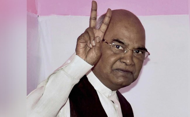 Will Seek Support Of All Parties: Ram Nath Kovind