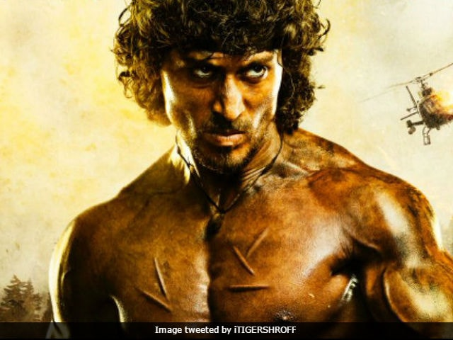 Tiger Shroff Braces For 'Exhausting' Prep On Rambo Remake